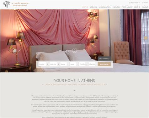http://www.acropolismuseumhotel.com/